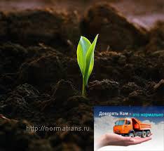 Плодородная земля купить
